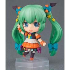 SEGA feat. HATSUNE MIKU Project Nendoroid Co-de Mini Figure Hatsune Miku Sweet Pumpkin 10 cm