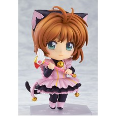 Cardcaptor Sakura Nendoroid Co-de Mini Figure Sakura Kinomoto Black Cat Maid 10 cm