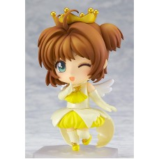Cardcaptor Sakura Nendoroid Co-de Mini Figure Sakura Kinomoto Angel Crown 10 cm
