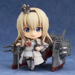 Kantai Collection Nendoroid Action Figure Warspite 10 cm