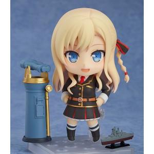 High School Fleet Nendoroid Action Figure Wilhelmina 10 cm