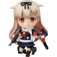 Kantai Collection Nendoroid Action Figure Yudachi Kai-II 10 cm