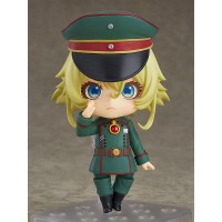 Saga of Tanya the Evil Nendoroid Action Figure Tanya Degurechaff 10 cm