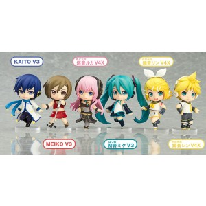 Character Vocal Series Nendoroid Petite Mini Figures 7 cm Hatsune Miku Renewal