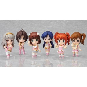 Nendoroid Petite: THE IDOLM@STER 2 - Stage 01, Stage 02 (1 random)
