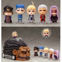 Fate/hollow atarxia: Fuuun Castle Illya Set [Wonder Festival 2006 Exclusive] (1 random)