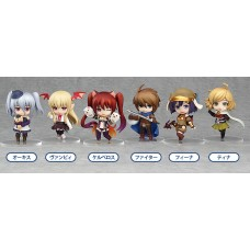 Rage of Bahamut Mini Figures Nendoroid Petite 7 cm Assortment