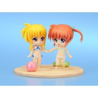 Nendoroid Petite: Nanoha & Fate - Summer Memories Set