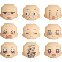 Nendoroid More Decorative Parts for Nendoroid Figures Face Swap 02