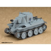 Girls und Panzer der Film Nendoroid More Vehicle BT-42 16 cm