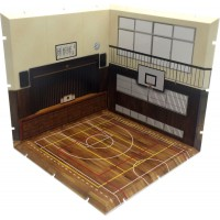 Dioramansion 150 Decorative Parts for Nendoroid and Figma Figures Gymnasium