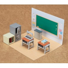 Nendoroid More Decorative Parts for Nendoroid Figures CUBE 01 Classroom Set