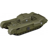 Girls und Panzer das Finale Nendoroid More Vehicle Churchill Mk. VII 22 cm