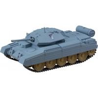 Girls und Panzer das Finale Nendoroid More Vehicle Crusader Mk. III 16 cm