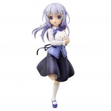 Is the Order a Rabbit PVC Statue 1/7 Chino (Cafe Style) 21 cm