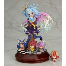 No Game No Life Statue 1/7 Shiro 20 cm