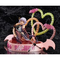 The Idolmaster Statue 1/8 Sachiko Koshimizu Self-Proclaimed Cute Ver. On Stage Edition 20 cm