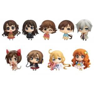 The Idolmaster Cinderella Girls Vol. 01 Mini Figures 5 cm Chibi Minicchu Assortment (1 random)