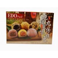 Edo Taiwan Mochi - Sesame, Peanut, Taro