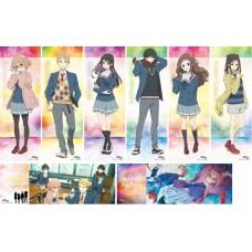 Kyoukai no Kanata posters