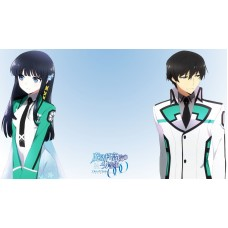 the irregular at magic high school posters
