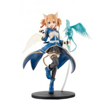 Sword Art Online II PVC Statue 1/8 Silica 20 cm