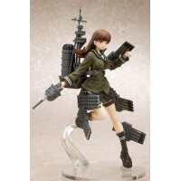 Kantai Collection PVC Statue 1/8 Ooi Kai 20 cm