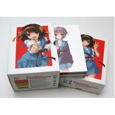 Меланхолия Харухи Судзумии (2006) Подарочный комплект