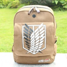 Attack on Titan Backpack Schoolbag