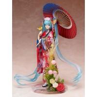 Character Vocal Series 01 Statue 1/8 Hatsune Miku Hanairogoromo Ver. 23 cm