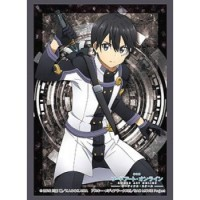 Bushiroad Standard Sleeves Collection - HG Vol.1221 - Sword Art Online the Movie -Ordinal Scale- [Kirito] (60 Sleeves)