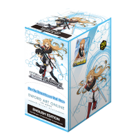 Weiß Schwarz - Booster Pack: Sword Art Online The Movie – Ordinal Scale – - EN