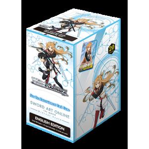 Weiß Schwarz - Booster Pack: Sword Art Online The Movie – Ordinal Scale – - EN