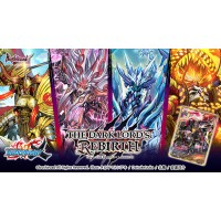 Future Card Buddyfight - The Dark Lord's Rebirth - pack - EN