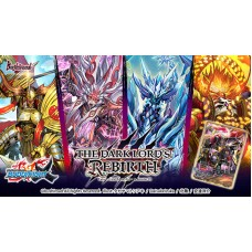 Future Card Buddyfight - The Dark Lord's Rebirth - pack - EN