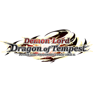 Future Card Buddyfight - Start Deck 01: Demon Lord Dragon of Tempest - EN