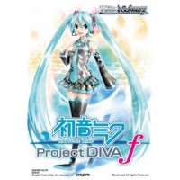 Weiß Schwarz - Trial Deck: Hatsune Miku - Project Diva-f - EN
