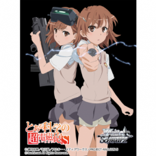 Weiß Schwarz - Power Up Set - Toaru Kagaku no Railgun S - JP