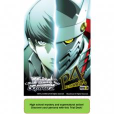Weiß Schwarz - Trial Deck: Persona 4 ver.E - EN