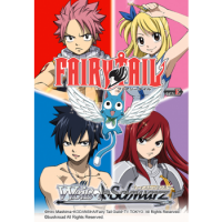 Weiß Schwarz - Booster pack: Fairy Tail ver.E - EN