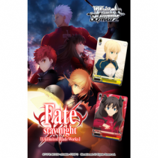 Weiß Schwarz - Trial Deck: Fate/stay night [Unlimited Blade Works] - EN
