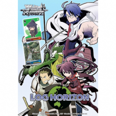Weiß Schwarz - Extra Booster pack: Log Horizon - EN