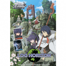 Weiß Schwarz - Trial Deck: Log Horizon - EN