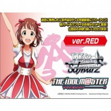 Weiß Schwarz - Power Up Set - The Idolm@ster 10thLIVE ver. Red - JP