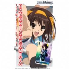 Weiß Schwarz - Extra Booster Pack: The Melancholy of Haruhi Suzumiya- EN