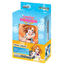 Weiß Schwarz - Trial Deck: Love Live! feat. School Idol Festival - EN