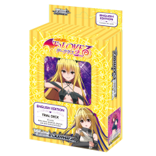 Weiß Schwarz - Trial Deck: To Loveru Darkness 2nd - EN