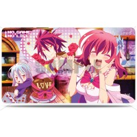Shiro & Steph Playmat - No Game No Life