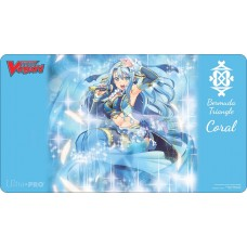 Blessing of Divas Coral Playmat for Cardfight!! Vanguard