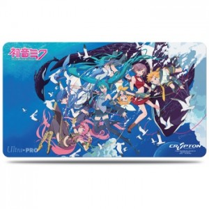 UP - Play Mat - Hatsune Miku - Ocean